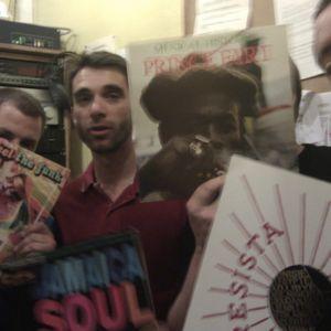 Boolimix Radio Show James&Booli&Philgood&Chylo part 2