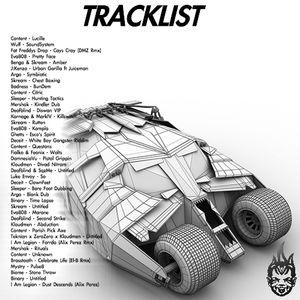 Content x FatKidOnFire (Stealth Vol 3) mix