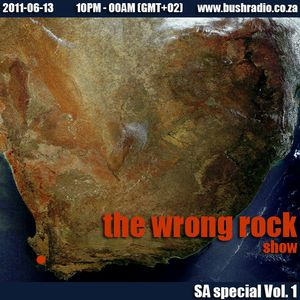 The Wrong Rock Show #58 - 13 June 2011