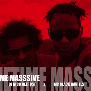 PRIMETIME MASSIVE - Dj Nico Defrost & MC BlackDaniels - Live Dubstep & D'n'Bass set 2010 Part 1 HQ