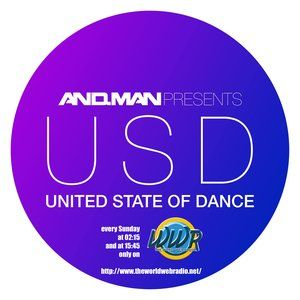 AND.MAN - United State Of Dance #3 08/11/2015