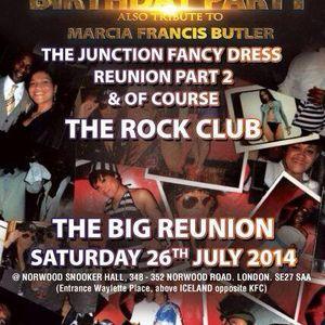 THE JUNCTION FANCY DRESS &THE ROCK CLUB REUNION PT2