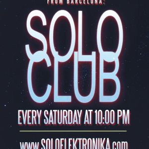 #01 Solo Club (16 Ene 2016)
