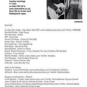 Tracey Edges - Sunday Girl (no.128) 06/03/16