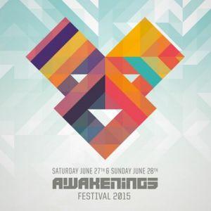 Sandrien  @ Awakenings Festival 2015