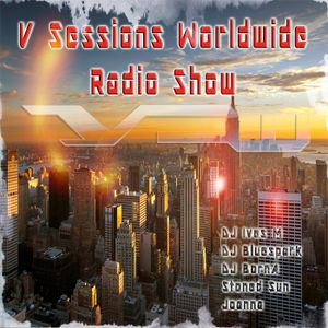 V Sessions Worldwide #208 Mixed by Joanna Special