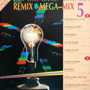 Rock-In Records Remix Mega-Mix 5