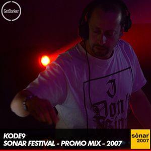Kode9 - Mix for Sonar Festival 2007