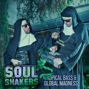 Soul Shakers Tropical Bass & Global Madness Mix 2011