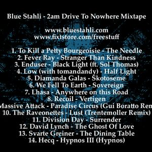 Blue Stahli's 2am Drive To Nowhere Mixtape