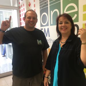 One FM 94.0 - Ian Ward chats to Rosanne Visagie about her fight against Cancer