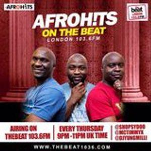 #AfrohitsOnTheBeatLondon: @MCTimmyX @shopsydoo @DjYungMilli 27.04.2017 9-11pm