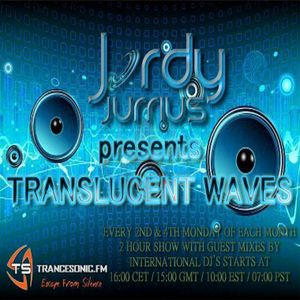 Pinie's Guestmix for Translucent Waves @Trancesonic.fm (june 25 2012)