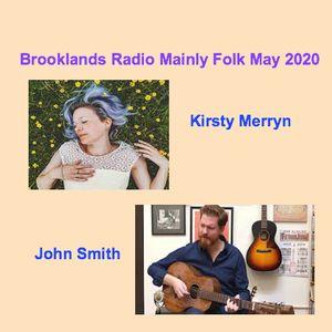 Brooklands Radio Mainly Folk May 2020