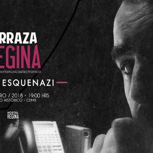 Terraza Regina 17 Febrero 2018 By Uriel Esquenazi Mixcloud