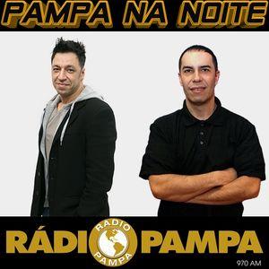 Pampa na Noite - Rafael Marconi e Oberdã Pires 20/11/2016