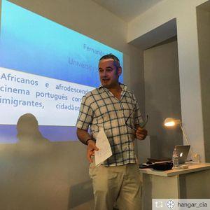 Áudio 118 - Afrodescendentes No Cinema Português - Fernando Arenas