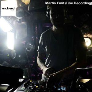 Unclosed Podcast - Martin Emit @ BIANGLE (Veto Social Club, IBIZA)