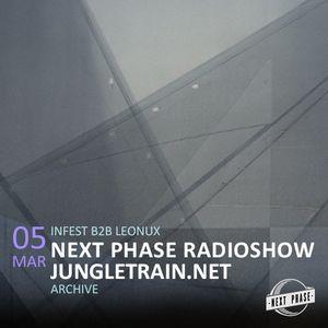 NextPhase Radio Session @ Jungletrain 05-03-2014