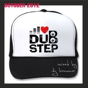 dj komma presents... October 2012 (DUBSTEP)