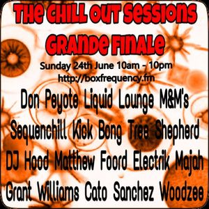 Liquid Lounge - The Chill Out Sessions Finale, Box Frequency FM 24ᵗʰ June 2018