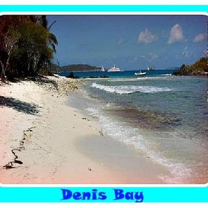 The Beaches of the Virgin Islands: St. John