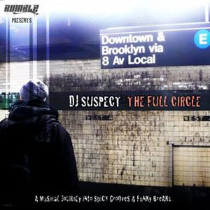 DjSuspect (Funk League) The Full Circle Mix