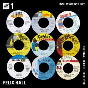 Felix Hall - 6th March 2018
