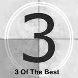 3 Of the Best Vol. 10 A Whiter Shade Of Blues: Stevie Ray/Robben Ford/Subdudes/Anders/Boz/GraysCapps