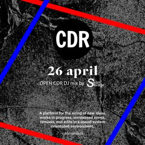 Open CDR Toronto Mix April 2018 - Spring Awakening by CDR Toronto