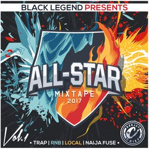 ALL STAR MIXTAPE VOL 1