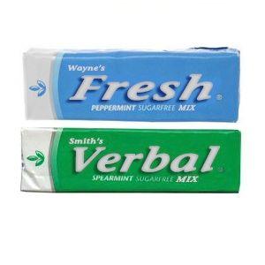 Fresh Verbal Mix 04