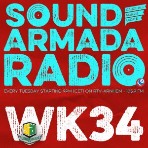Sound Armada Radio Show Week 34 - 2014