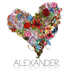 alexander. Live @ Bedroom Club / Germany