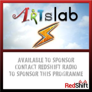 ArtsLab with Mark Sheeky on RedShift Radio. S1 Ep.25.