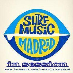 SURFMUSIC MADRID IN SESSION.