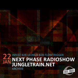 NextPhase Radio Session @ Jungletrain 22-01-2014