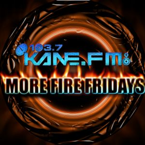 KFMP: More Fire Fridays - Drum and Bass - 31.08.2012