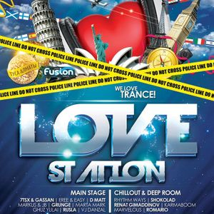 DJ SHOKOLAD for LOVE STATION 02 02 2013 (DEEP EDITION)
