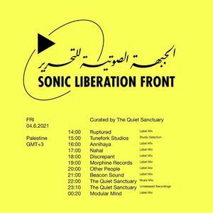 Ruptures Mixtape #66: Annihaya Label Mix for Radio Alhara [04 June 2021]