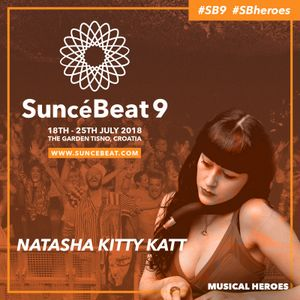 Musical Heroes Guest Mix Natasha Kitty Kat