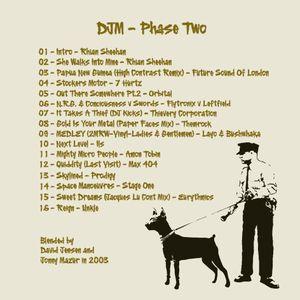 DJM - Phase Two