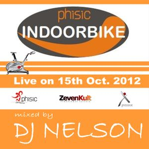 PHISIC BIKE with DJ NELSON [15.10.12]