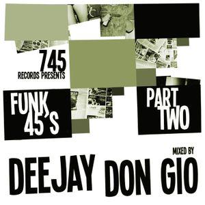 Funk 45s Live Mixtape vol. 2