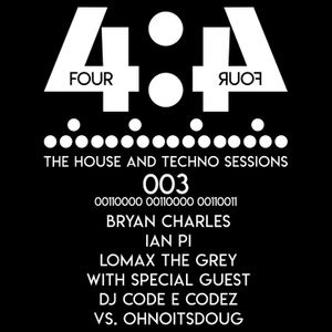 DJ Set @ 4:4 (003) - The House and Techno Sessions