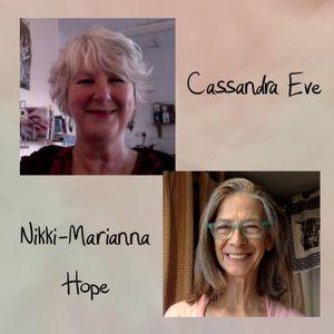 Are We Stardust? Nikki-Marianna Hope interviews Cassandra Eve