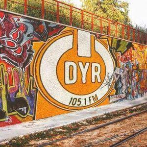 DeeJay Sanks SA - DYR 105.1fm Live Mix -06.07.17