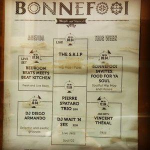 Live at Bonnefooi Part II