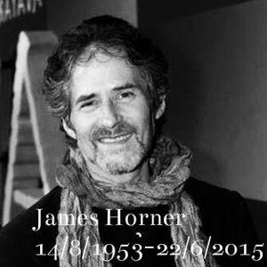 James Horner 29 6 15