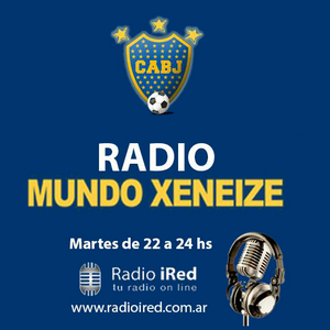 Mundo Xeneize Radio. Prog del martes 19/5 en Radio iRed HD. Nota con Roberto Digon (Nuevo Boca)